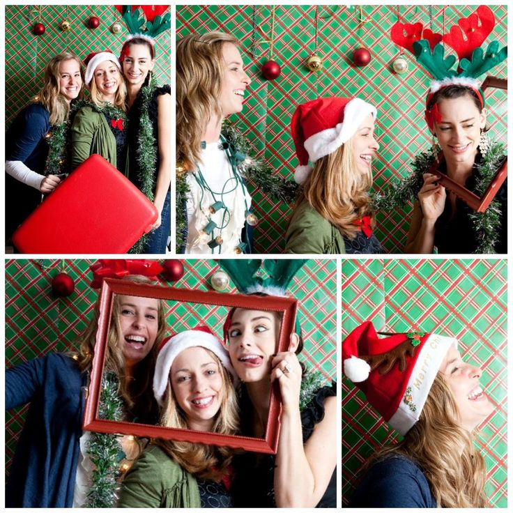Christmas Photo Booth Backdrop Homeade Google Search