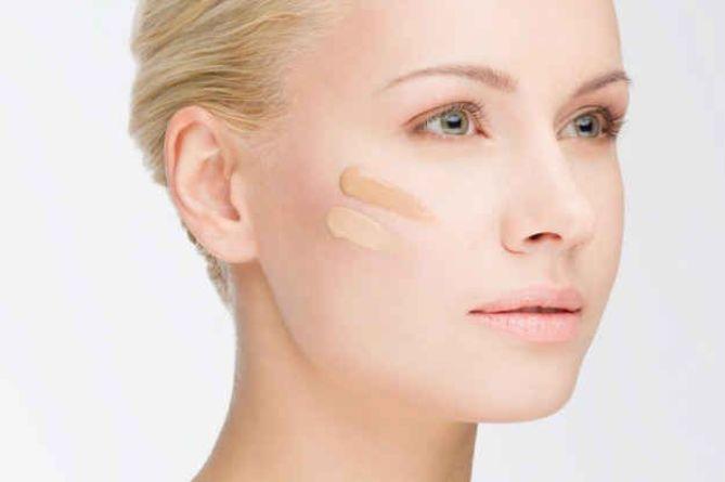 foundation makeup hacks