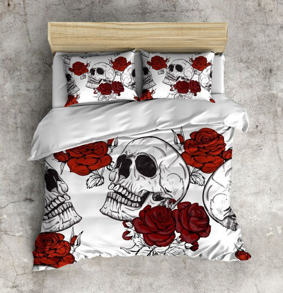 Sugar Skull Bedroom Decor - Home Design Ideas and Pictures