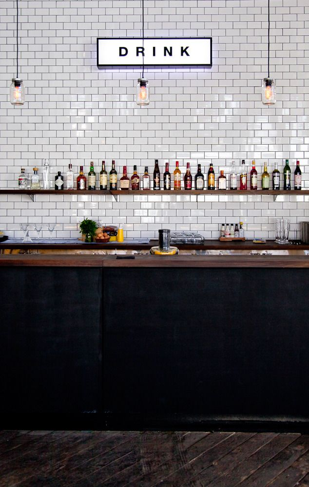 Studio R Architecture PUBLIC COMMERCIAL THE BAR AT
