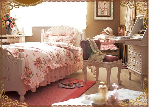 Rose Pink Themed Room Novocom Top