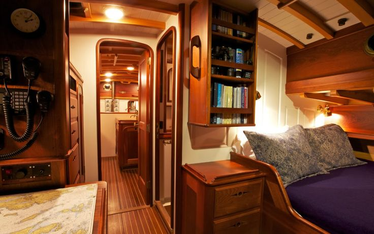 17 Best Images About Sailboat Interior Pins On Pinterest