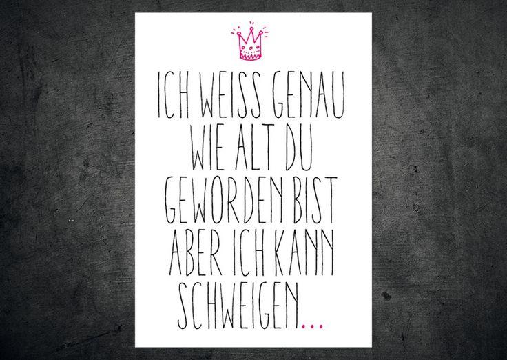Best Ideas About Geburtstag Zitate Auf Pinterest