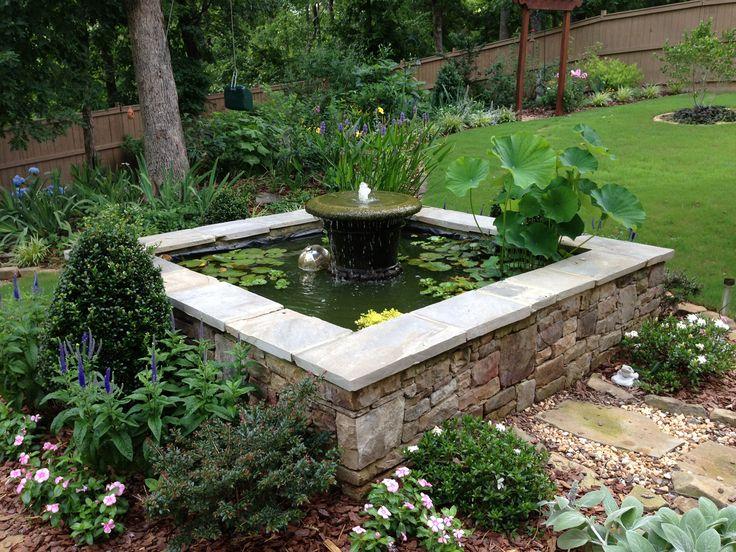 The 25+ best Above ground pond ideas on Pinterest   Pond ... on Above Ground Ponds Ideas id=99366