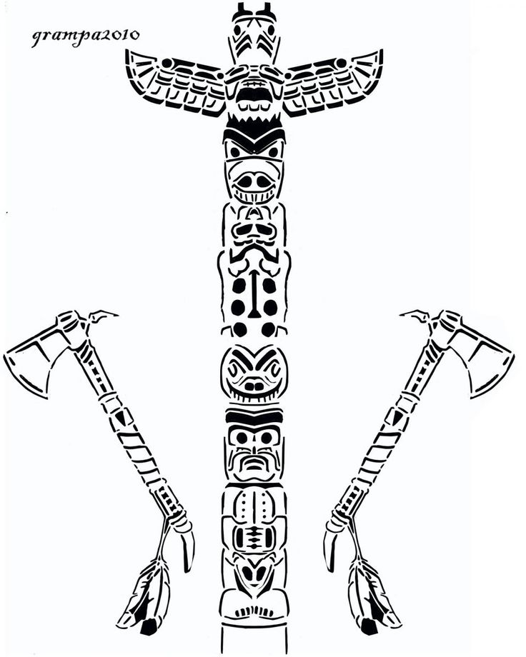 78 images about totem pole sculpture on pinterest  the