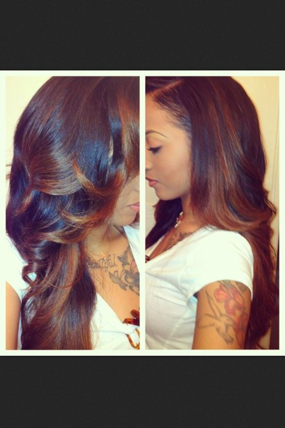 1000 Ideas About Straight Hair Weave On Pinterest