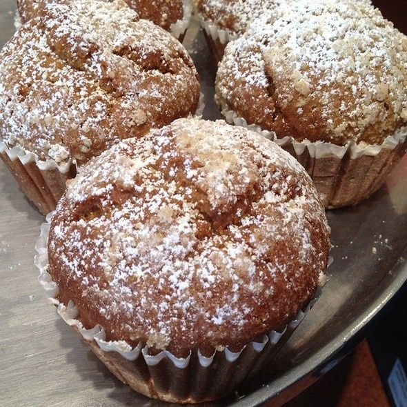 Panera Bread Restaurant Copycat Recipes Pumpkin Muffins