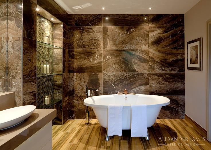 Top 25 Ideas About Luxurious Modern Bathrooms On Pinterest