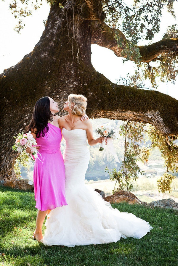 17 Best Images About Bride And Maid Of Honor On Pinterest