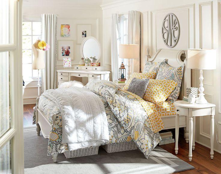 Elegant Teenage Girl Bedroom Ideas | online information on Classy Teenage Room Decor  id=50821