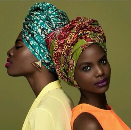 Image result for Nigerian girls on turban