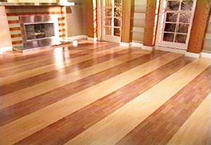 Love This Two Tone Wood Flooring Flooring Pinterest