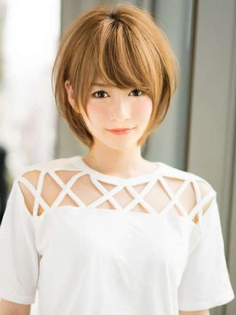 17 Best Images About Short Hairstyle On Pinterest Asian