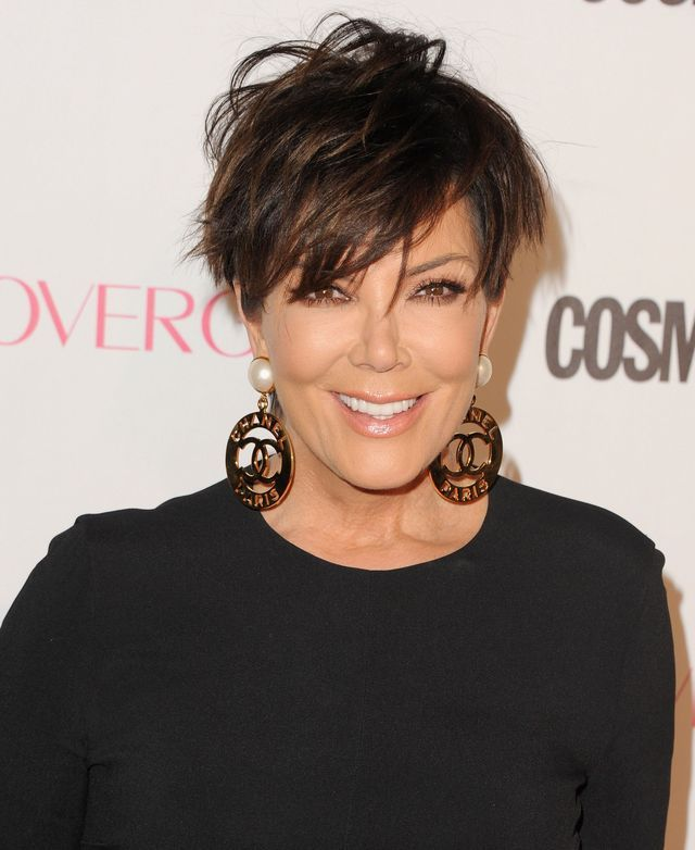 10 Ideas About Kris Jenner Hairstyles On Pinterest Kris