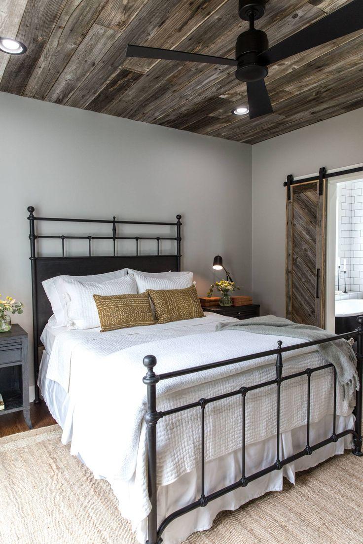 Surprising Chip Joanna Gaines Farmhouse Bedroom 30 More Than Ideas Scjgfb Hausratversicherungkosten Info