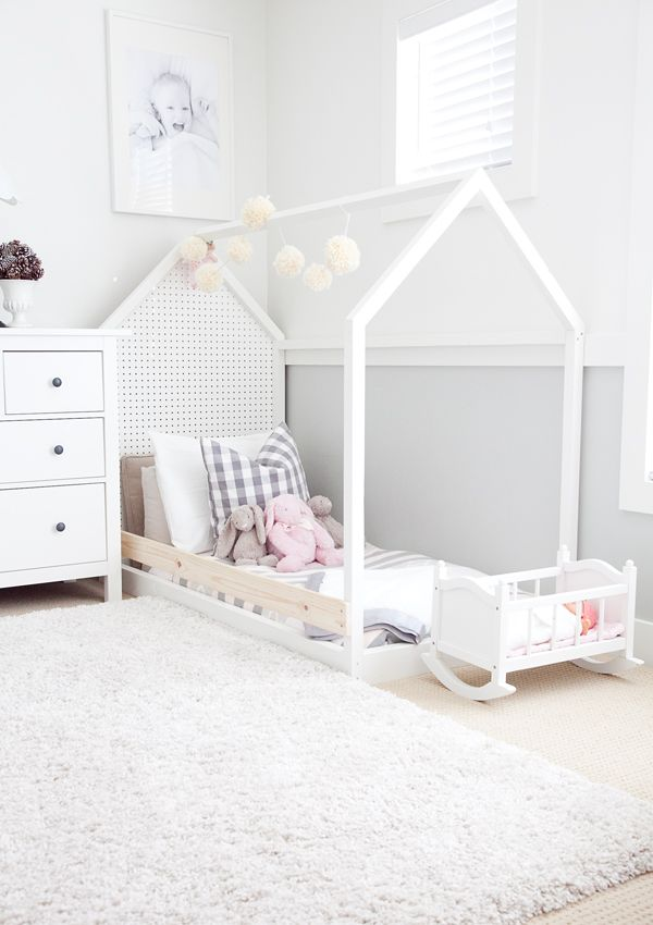 Twin Toddler Room With Hand Constructed Bed Materials Only 30 00 For Frames