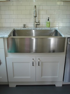 Stainless Steel Apron Sink For The Home Pinterest