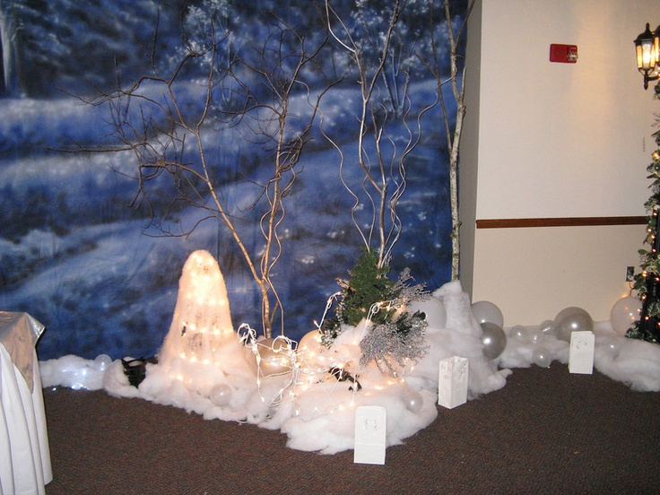 17 Best Images About Winter Formal Decorations On