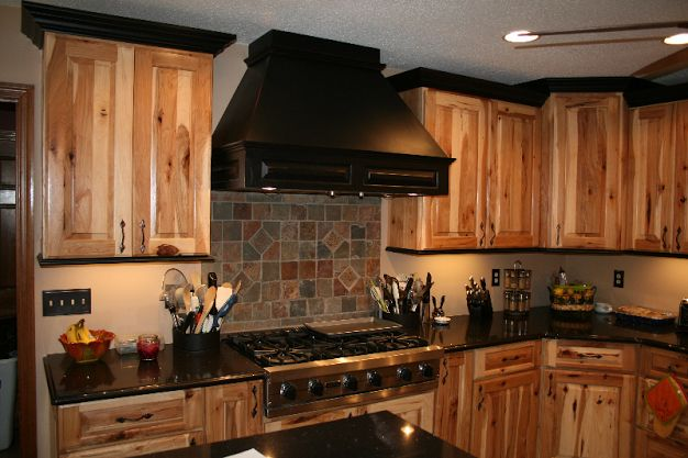 Knotty Pine Cabinets Building A House Pinterest More