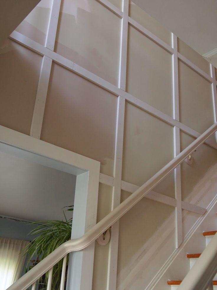 Hallway Molding Ideas Stair Molding Ideas Http Www