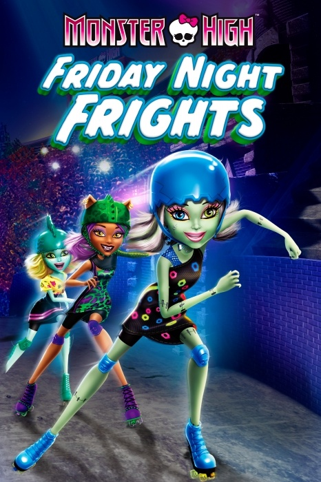 Monster High: Friday Night Frights Poster Artwork - Laura ...