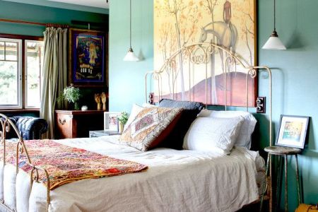 Eclectic Bedroom Ideas 3 Simple Ideas