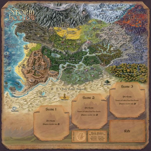 Story Realms Map by Djekspek | Create your own roleplaying ...