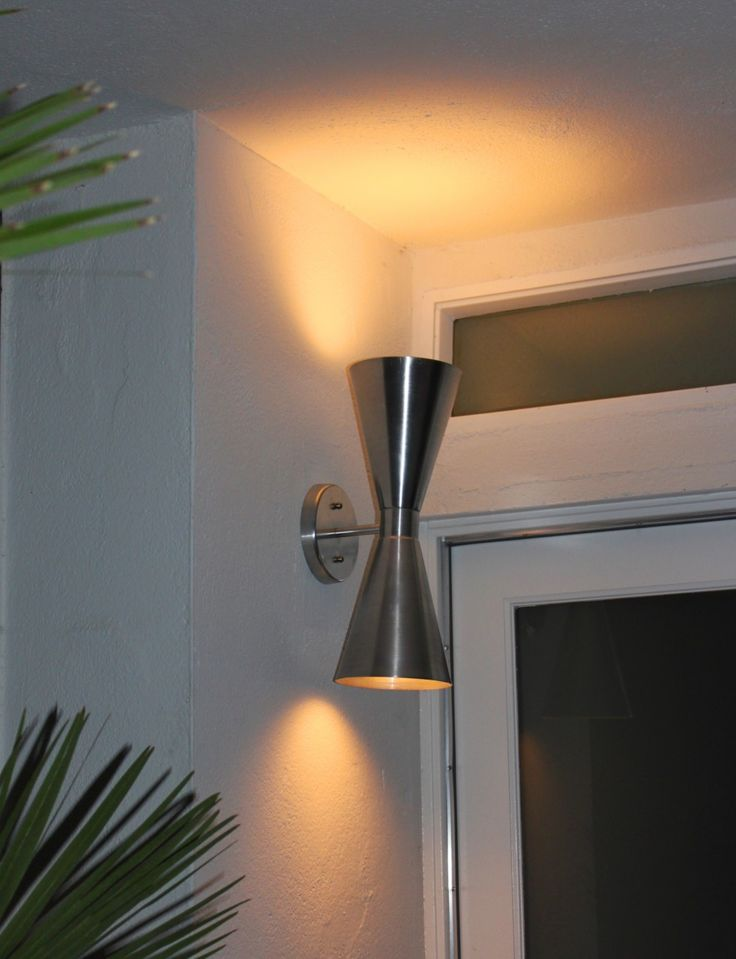 358 best Mid-Century Modern/ Modern Home Design images on ... on Ultra Modern Wall Sconces id=36940