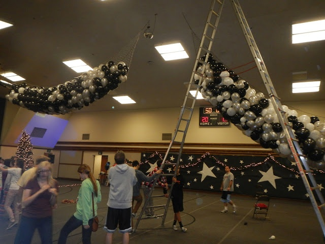 DANCE Theme And Decorating Ideas Under The Stars Young