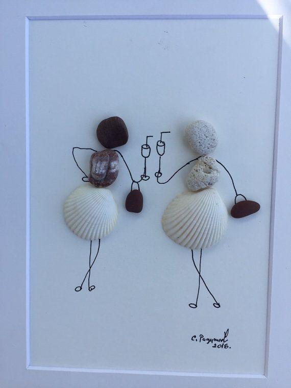 Best 25 Shell Art Ideas On Pinterest Shell Crafts