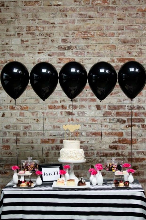Bridal shower ideas for pretty much any kind of theme you could dream up ~ Cool! My Favorite Colors! ;)
