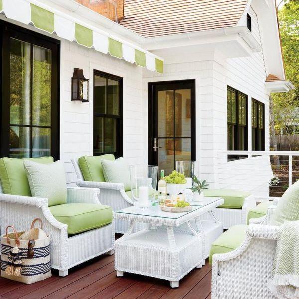 white wicker patio furniture Best 25+ White wicker ideas on Pinterest | White wicker