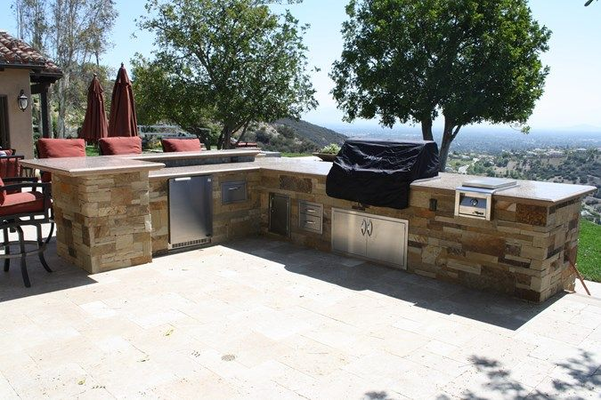 40 best images about outdoor kitchens on pinterest on incredible kitchen designs that will make you need to repeat yours id=28955