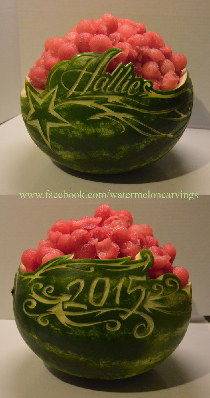 25 Best Ideas About Watermelon Carving On Pinterest