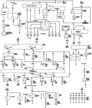 1980 cj5 wiring diagram furthermore jeep cj7 tachometer