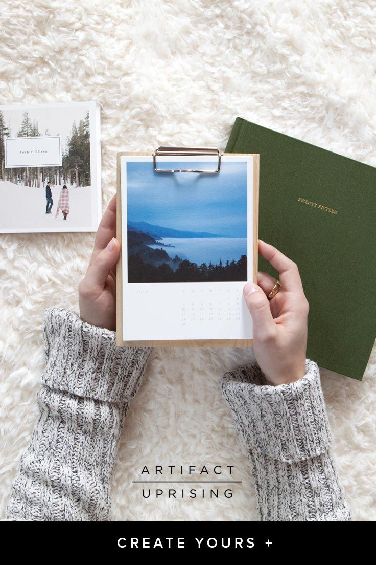 This holiday, skip the ugly sweater and say it with photographs. With @Artifact Uprising, you can create personalized photo gifts