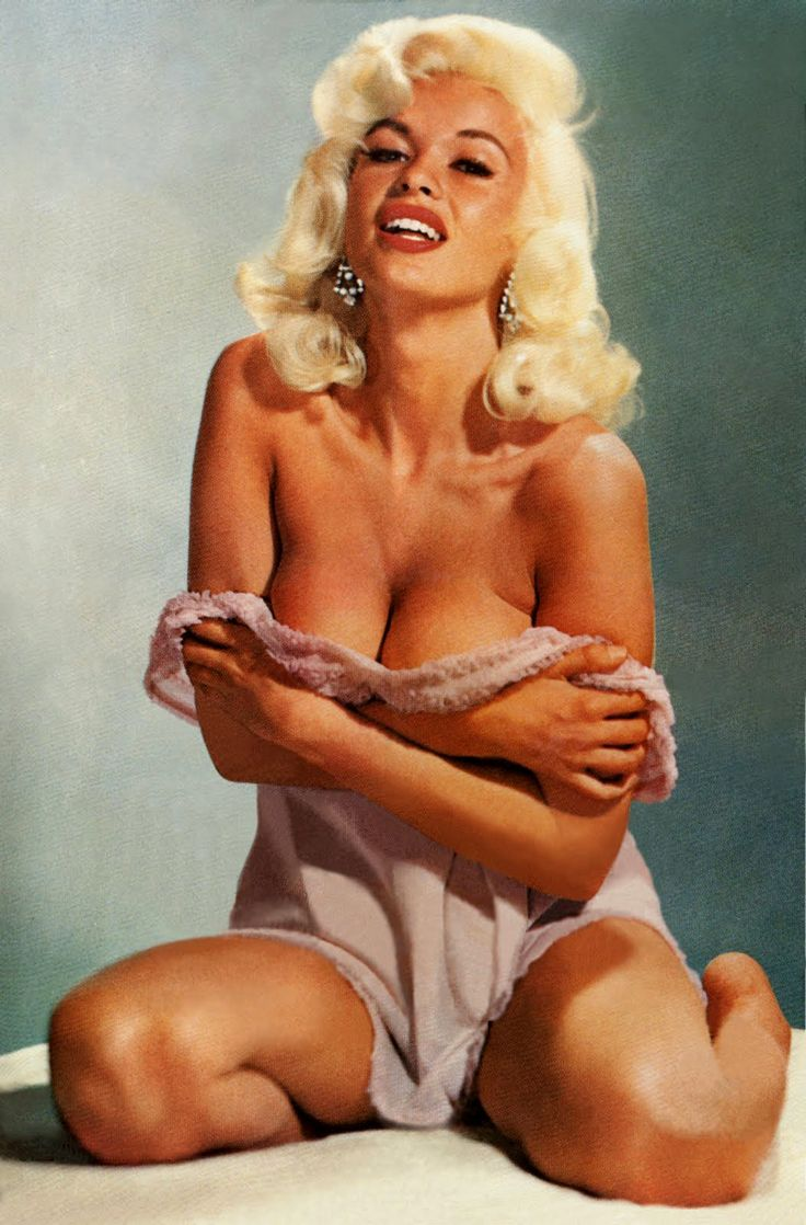 Nude pictures of jayne mansfield