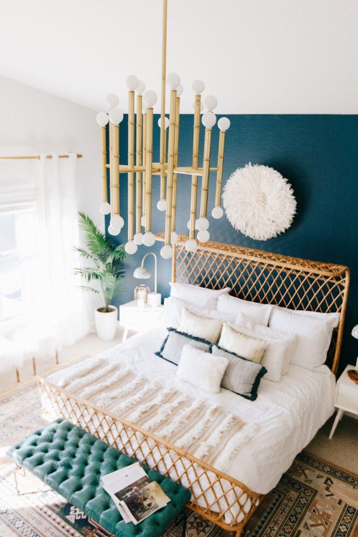 Les 25 Meilleures Ides De La Catgorie Chambre Bleu