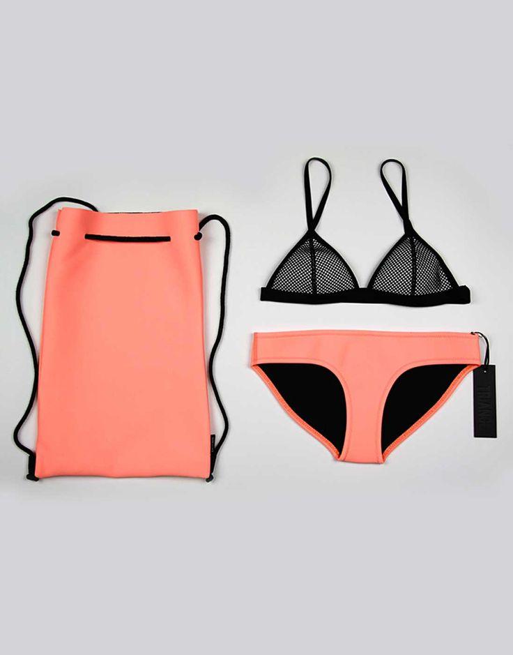 TILLY SUNBURST from Triangl Swimwear Australia definitely getting you this summer!!