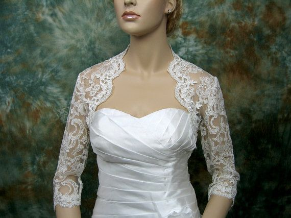 25+ Best Ideas About Bridal Bolero On Pinterest