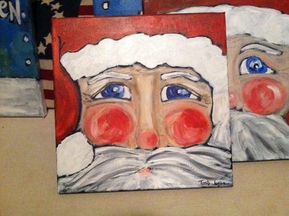 111 Best Santas 2 Images On Pinterest