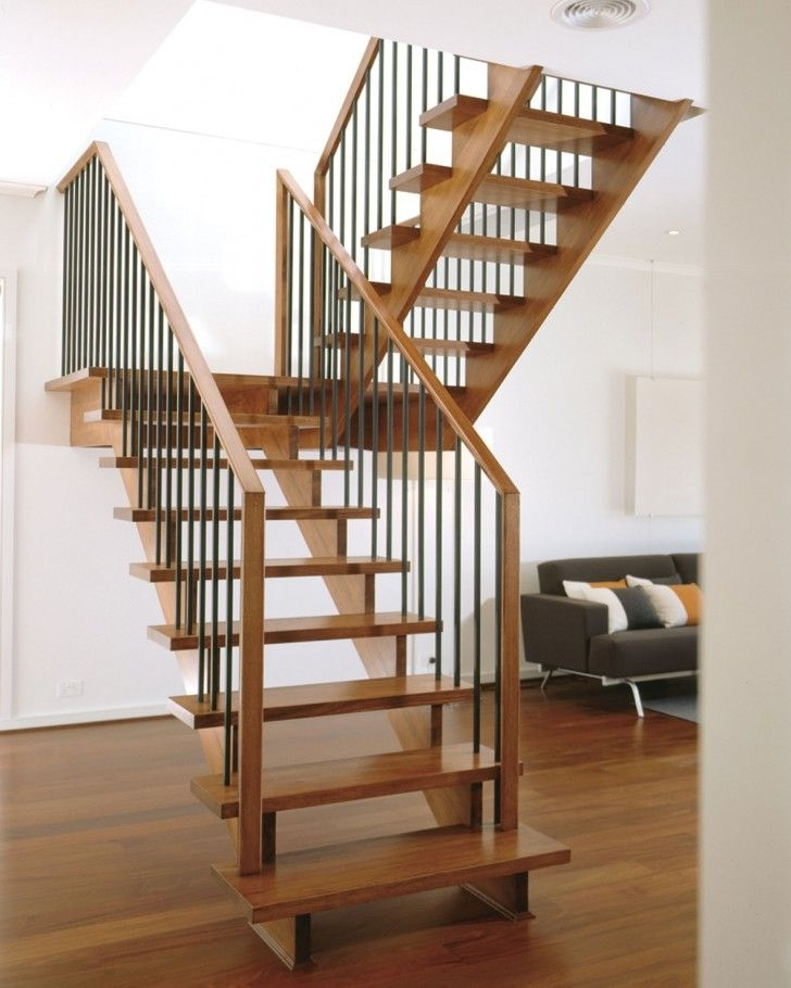 Inspiring Open Staircase Designs … Pinteres…   Open Tread Staircase Designs