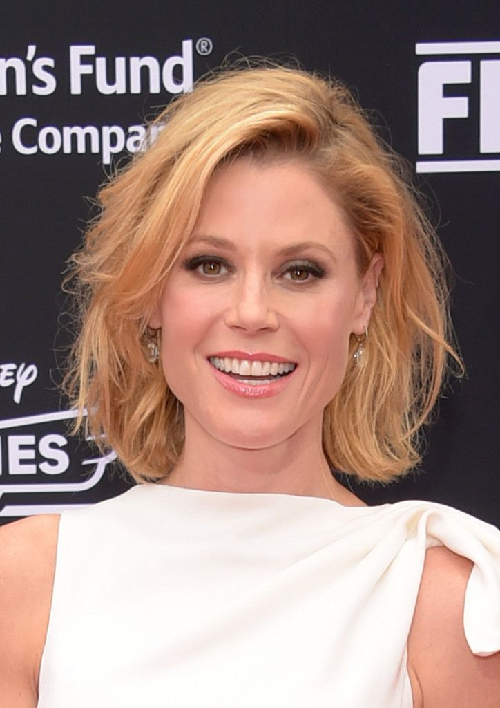 More Pics Of Julie Bowen Messy Cut Pictures Of New