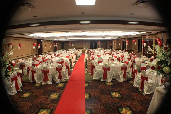 Combined Wedding Ceremony Amp Reception Set Ups Host Your