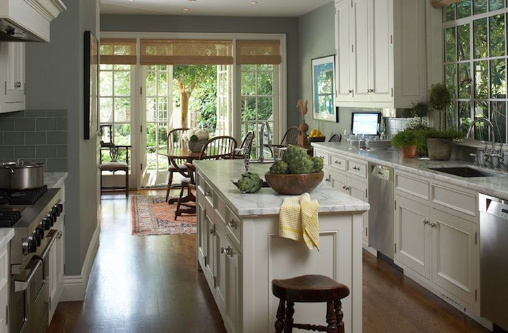 64 best white french country kitchens images on pinterest on good wall colors for kitchens id=31340