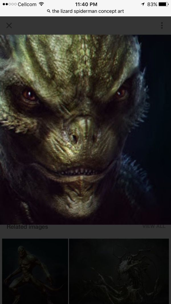 17 Best images about Lizard (Marvel) on Pinterest | Lost ...