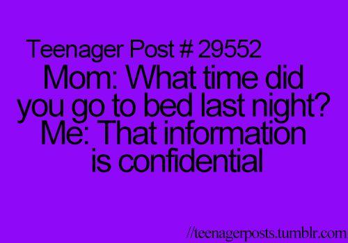 Teenagerposts: