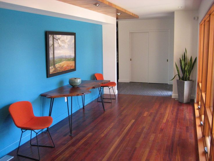 20 best images about dark blue walls orange couch on on indoor wall paint colors id=11370