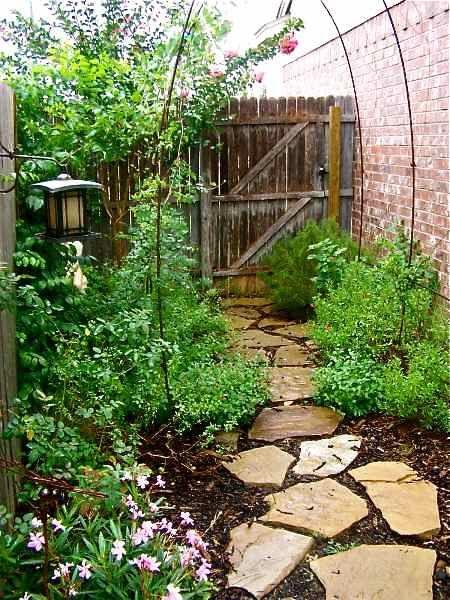 Backyard Landscape Ideas Without Grass | Mystical Designs ... on Backyard Ideas Without Grass  id=87523