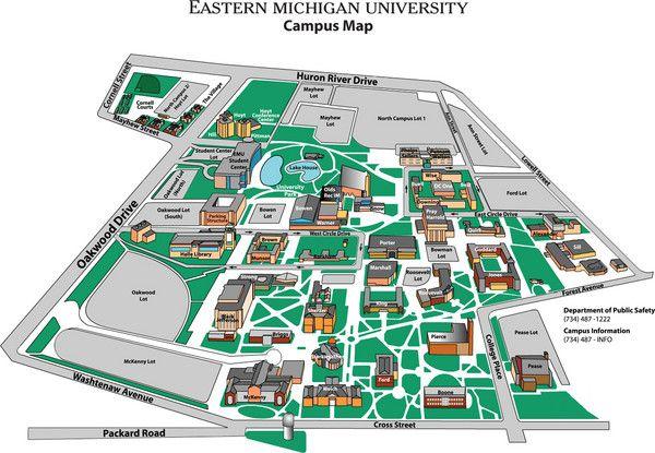 Suny Farmingdale Map Campus